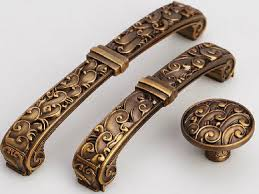 antique dresser knobs. antique brass dresser knob drawer pull handles with a luxurious look knobs