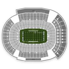 Penn State Stadium Seating Chart Rows Bedowntowndaytona Com