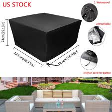 waterproof garden rattan outdoor furniture cover patio table sofa protection us
