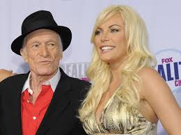 Crystal Hefner says breast implants poisoned her Tom Sizemore.