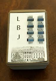 lbj oval office. Television Remote In LBJ\u0027s Oval Office Lbj B