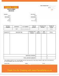 Outstanding Sample Proforma Invoice Tecnicidellaprevenzione
