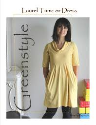 Tunic Sewing Pattern Awesome Laurel Dress Or Tunic PDF Sewing Pattern In Sizes XXS To 48XL