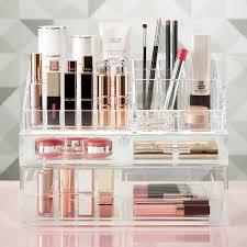 Luxe Acrylic Lipstick & Makeup Storage Kit