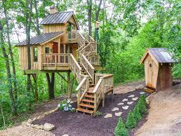 pete nelson s tree houses. Bird Barn Treehouse - Pete Nelson S Tree Houses