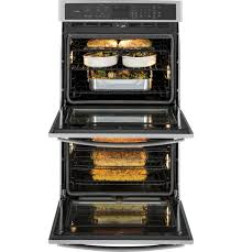 ge profile acirc cent series built in double convection wall oven 1 of 27