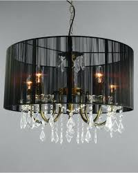 fresh crystal chandelier with shades for black fabric shade crystal chandelier 39 crystal chandelier with or