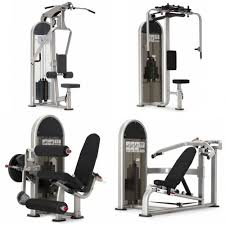 space saving exercise equipment. Beautiful Equipment 8 Piece Instinct DualUse Space Saving Strength Package And Exercise Equipment