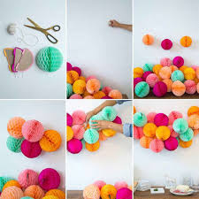 Paper Balls For Decoration