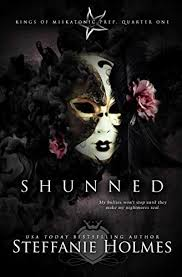 Shunned A Dark Bully Romance Kings Of Miskatonic Prep Book