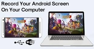 Record Your Computer Screen How To Record Your Android Screen On Your Computer