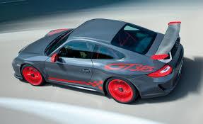 2010 Porsche 911 GT3 RS – News – Car and Driver
