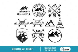 From wikipedia, the free encyclopedia. Mountain Svg Mountain Svg File Camping Svg Baby Svg 92588 Cut Files Design Bundles