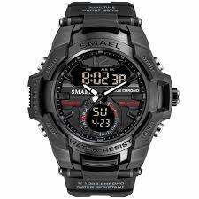 <b>Luxury</b> Brand <b>SMAEL</b> Mens Dive 50m Sports <b>Watches Electronic</b> ...
