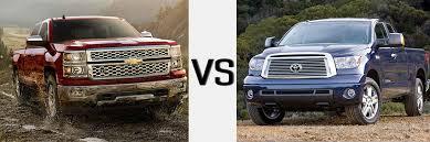 2014 Truck Comparison Chart 2014 Silverado Vs Toyota Tundra Burlington Chevrolet