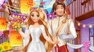 rapunzel and flynn medieval wedding disney princess rapunzel Rapunzel Wedding Kiss Games rapunzel and flynn medieval wedding disney princess rapunzel & flynn rider dress up games for kids youtube Rapunzel and Hiccup Kiss