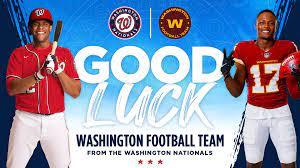 """Washington Nationals on Twitter: """"Scary ..."""