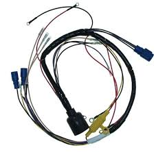 wiring and harnesses for johnson evinrude outboards evinrude wiring harness diagram at Johnson Wiring Harness Adapter