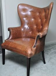 leather wingback chairs for australia uk
