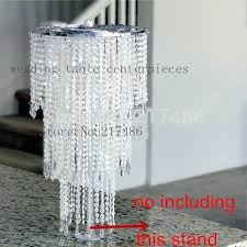table top chandelier crystal table top chandelier centerpieces for weddings table whole table top chandelier