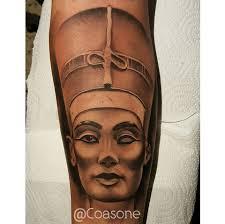 Gaucink Tattoo Nefertiti Facebook