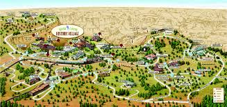 south rim historic village  grand canyon national park lodges
