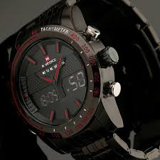 mens outdoor watches promotion shop for promotional mens outdoor digital led watch men sports watch luxury brand full steel fashion quartz movement men military wristwatch men s watches relogio