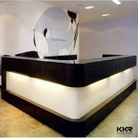 black color reception desk black color reception desk suppliers and manufacturers at alibabacom black color furniture office counter design