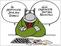 Dessin Le Chat Gelluck