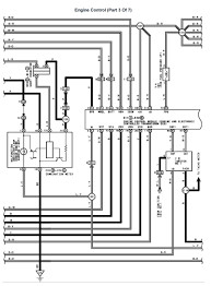 lexus v8 1uzfe wiring diagrams for lexus ls400 1993 model engine engine control part 3 of 7 page 001