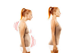 Posture For Breast Firmness