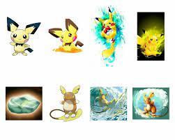 Thông tin về Pokedex - Xin chào mọi người hôm nay mình sẽ viết về Alola  Raichu nhé Raichu Alola là dạng tiến hóa của Pikachu ở Alola khi tiếp xúc  Thunder