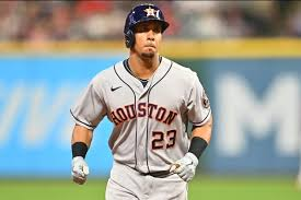 OFs Michael Brantley, Kyle Tucker out of Astros lineup
