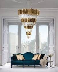 posts need we say more crescent chandelier