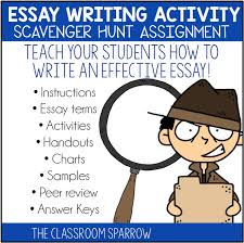 best tpt the classroom sparrow images high  essay writing scavenger hunt learn how to write a 5 paragraph essay writing strategieswriting activitiesteaching