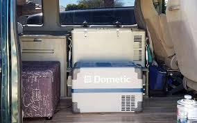 diffe types of vanlife refrigeration