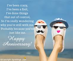 Funny Anniversary Quotes Simple Funny Anniversary Quotes Humorous Anniversary Quote For HimHer