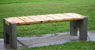 but a garden bench can also be a decorative feature or provide storage here are a collection of diy concrete and wood garden benches that you can make for