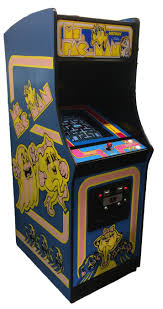 Ms Pacman Cabinet Ms Pacman Vintage Arcade Superstore
