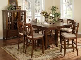 Tall Dining Room Tables Peenmedia Com