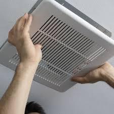 exterior exhaust fan vent cover. step 7 exterior exhaust fan vent cover