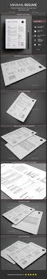 1769 Best Killer Resume Template Design Images On Pinterest