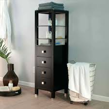 modern bathroom linen cabinets. Black Linen Cabinets For Bathroom Modern Built In Wall