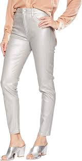 Silver Jeans Waist Size Chart Joes Jeans Womens Charlie Ankle In Silver
