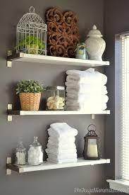 space saving bathroom shelves ikea ekby