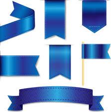 Blue Ribbon Design Png Ribbon Blue Free Vector Download 72 585 Free Vector