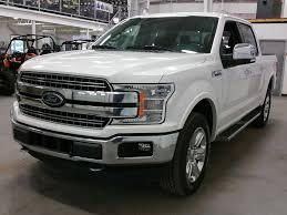 2018 ford lariat. plain lariat whiteoxford white 2018 ford f150 lariat chrome left side photo in and ford lariat