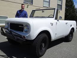 Me & My Car: Lafayette owner's '67 Scout 'a mobile man-cave'