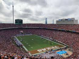 Ou Texas Seating Chart Photos At Cotton Bowl