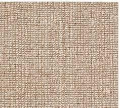 chunky wool jute rug swatch